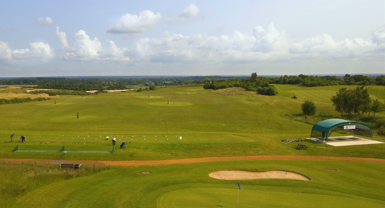Practice Facilities at Weybrook Park