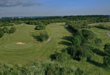 Weybrook Park West - Holes 4 & 5