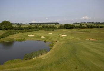 Weybrook Park Hole 16