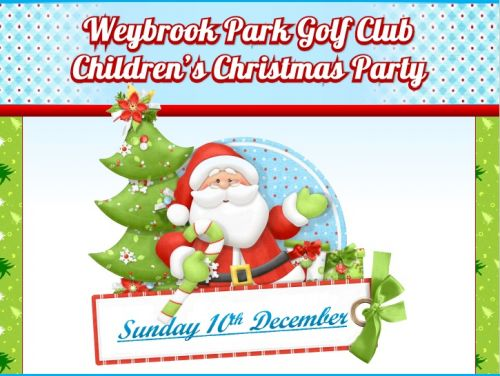 Weybrook Park Children's Christmas Party