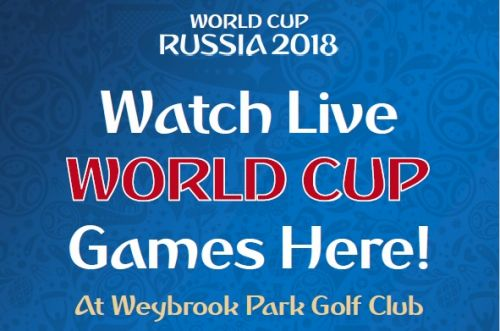 Weybrook Park: Live World Cup Matches